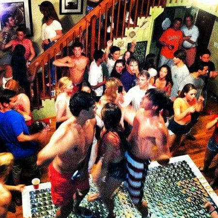 Parents, don't host parties that look like this. Photo via Instagram.