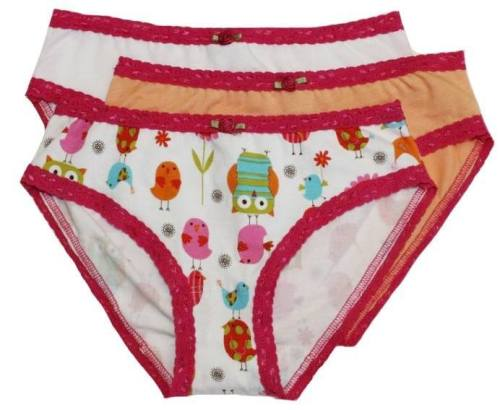 Modal cotton, no harmful chemical treatments, super cozy! Girls sizes 2-16 in undies.